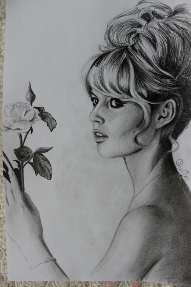 Brigitte Bardot by Gulim